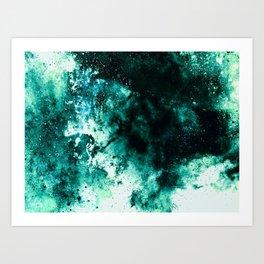 α Sirrah Art Print