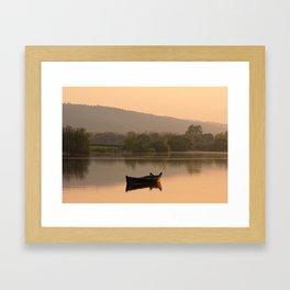 The Lone Cot Framed Art Print