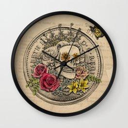 The Eternal Queen Wall Clock