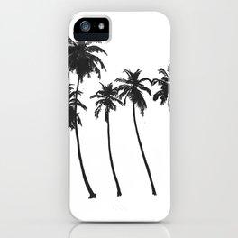 Five Palms iPhone Case