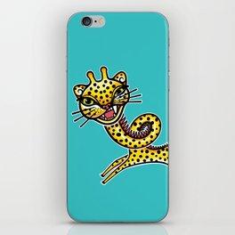 Jaguarffe, giaguarffa, jaguarfa iPhone Skin