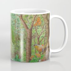 A Day of Forest (1). (walk into the forest) Mug