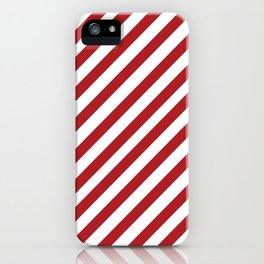 Candy Cane - Christmas Illustration iPhone Case