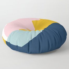 Desert Sun Floor Pillow