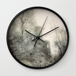 Haunted Wall Clock