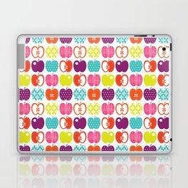 Textured Apples Laptop & iPad Skin
