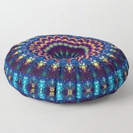Luminescent Sky Floor Pillow