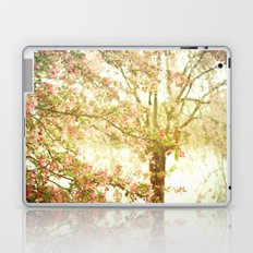 She Dreamed of Flowers in Her Hair Laptop & iPad Skin