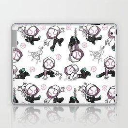 Little Spider-Gwen Laptop & iPad Skin