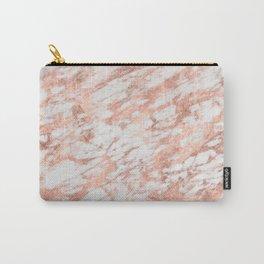 Blush Gold Quartz Carry-All Pouch