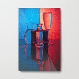 Play of light-2 Metal Print