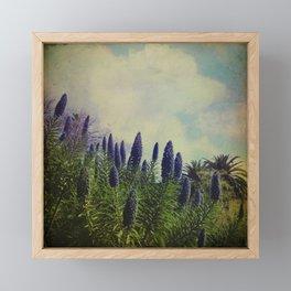 Spring Love Framed Mini Art Print
