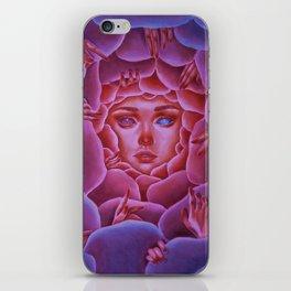 Inner demons iPhone Skin