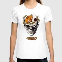 berserk T-shirts featuring Skull Knight by MOLTA
