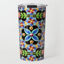 Decorative Gothic Revival Travel Mug