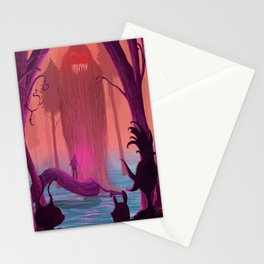 Jabberwocky. Stationery Cards