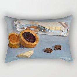 Chocolate bar Rectangular Pillow