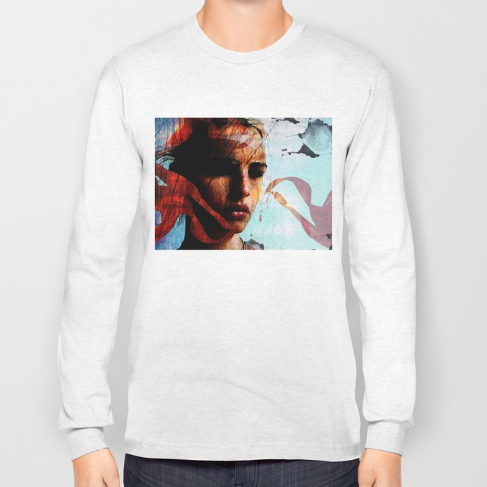 memories of sadness Long Sleeve T-shirt