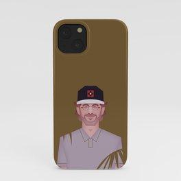 Steven iPhone Case
