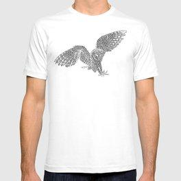 3:33 Owl T-shirt