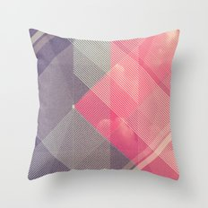 Colorful abstract_1 Throw Pillow