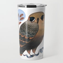 Hawk & Snake Travel Mug
