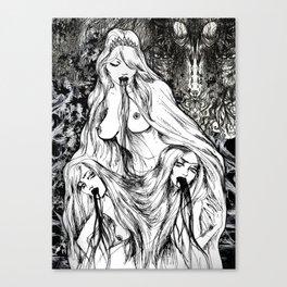 Holy Triad Canvas Print