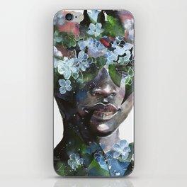 Garden II iPhone Skin