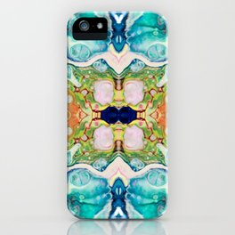 Fragmented 82 iPhone Case