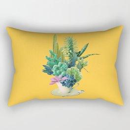 Arid garden Rectangular Pillow