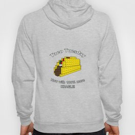 Taste the Kragle: Lego Movie Taco Tuesday Hoody