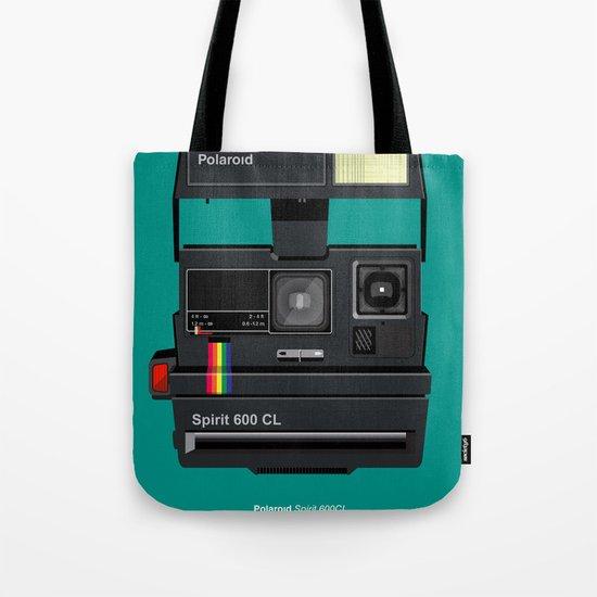 Polaroid II Tote Bag