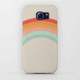 Vintage Rainbow iPhone Case