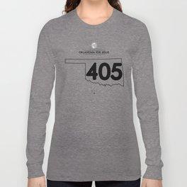 Oklahoma for Jesus 405 Long Sleeve T-shirt