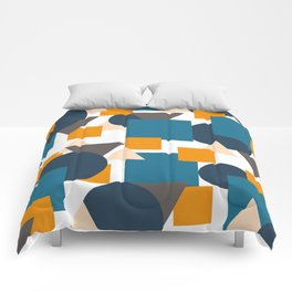 Geometric Mixture Comforters