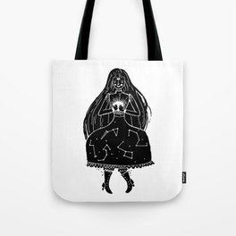 The Clairvoyant Tote Bag