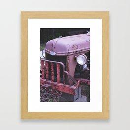 Ford Tough Framed Art Print