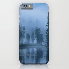 Peaceful Blue Slim Case iPhone 6s