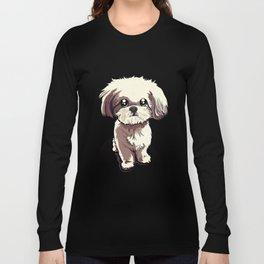 Alice (Shih Tzu) Long Sleeve T-shirt