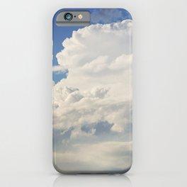 Cumulus Clouds 5 iPhone Case