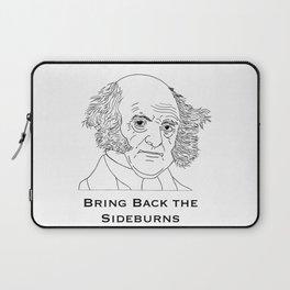 Bring Back The Sideburns Laptop Sleeve