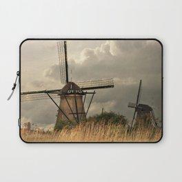 Dutch classic windills Laptop Sleeve