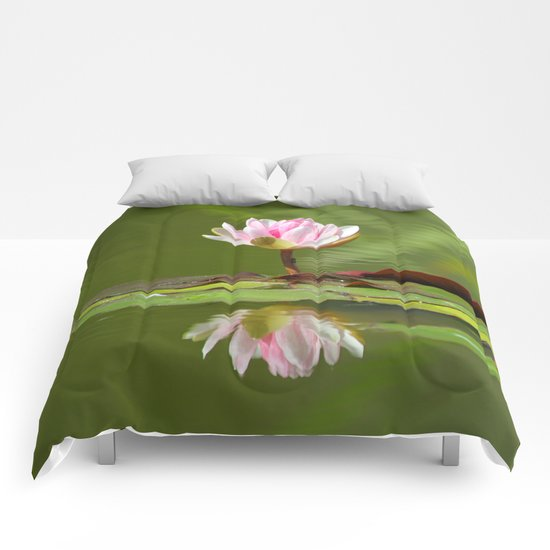 Water_Lily_2015_0501 Comforters