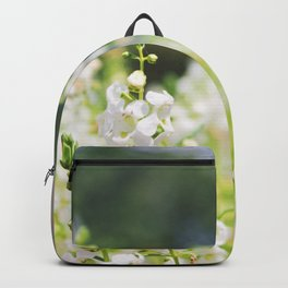 Flower Photography by Allie Pollock Backpack