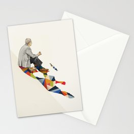Walking Shadow, Lunch Stationery Cards
