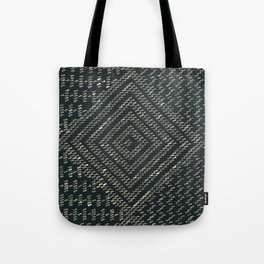 Black Assuit Tote Bag