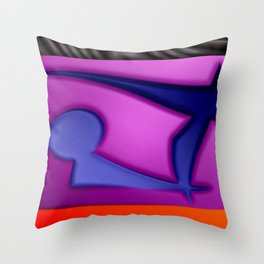 Der Sensenmann ... Throw Pillow