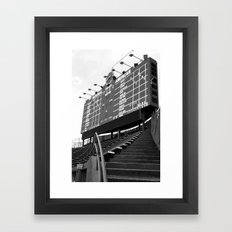 Wrigley Field Framed Art Print