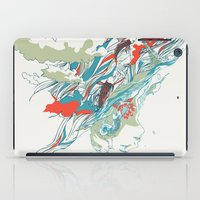 huebucket iPad Cases featuring Colours In The Sky by Huebucket