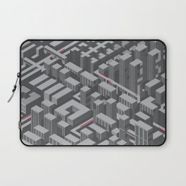 Brutalist Utopia Laptop Sleeve